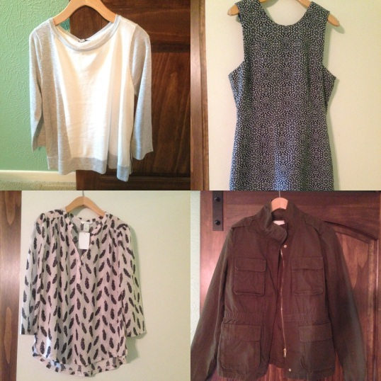 New Fall Clothes!